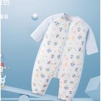 61预售:gb 好孩子 婴儿薄款睡袋 *2件