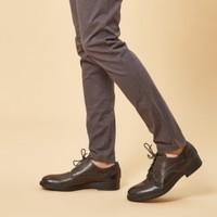GEOX 健乐士 U92Y7A000EM 男士皮鞋