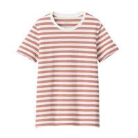 MUJI 无印良品 BBB01A0S 女士圆领短袖T恤 *2件