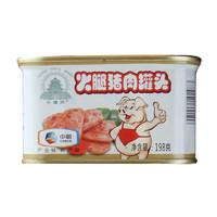 TianTan 天坛 小白猪午餐肉罐头 198g*5罐