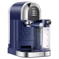 京东PLUS会员:KONKA 康佳 KCF-1001 半自动意式咖啡机 紫色 +凑单品