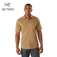 1日0点、61预告:ARC\'TERYX 始祖鸟 Kaslo Shirt  男士短袖衬衣