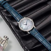 61预售:CITIZEN 西铁城 EX1480-15D 石英女士手表