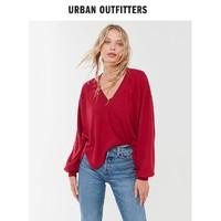 urban outfitters UO-52986031-000 女士V领针织衫