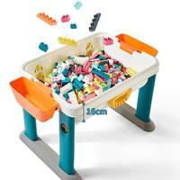 61预售:KUB 可优比 儿童多功能积木桌