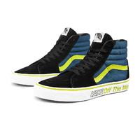 61预告:Vans范斯 经典系列 SK8-Hi高帮板鞋 VN0A4U3CWNA