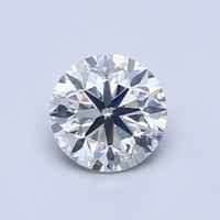 Blue Nile 0.83克拉圆形切割钻石
