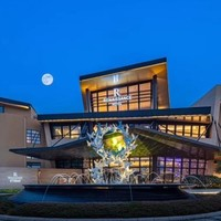 厦门万丽度假酒店 豪华海畔大床房1晚+早餐+晚餐+进口冰淇淋