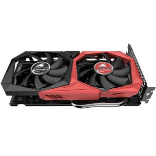 七彩虹(Colorful)战斧 GeForce GTX 1660 Ti 6G 电竞游戏显卡