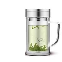 Fuguang 富光 双层玻璃泡茶杯 320ml