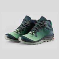 1日0点、61预告:SALOMON 萨洛蒙 VAYA MID GTX 409849 女款徒步登山鞋