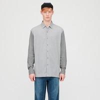 UNIQLO  优衣库 427387 男装水洗针织衬衫