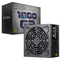 1日0点、61预告:EVGA SUPERNOVA 1000 G3 额定1000W 电源(80PLUS金牌/全模组/10年质保)