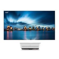BenQ 明基 i950L 激光电视 含100英寸抗光屏