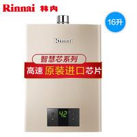 1日0点、61预告:Rinnai 林内 JSQ31-C05 燃气热水器 16升