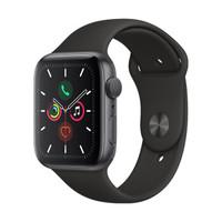 百亿补贴:Apple 苹果 Watch Series 5 智能手表 44毫米 GPS版 黑色