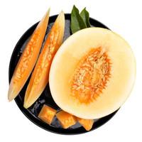 游鲜生 陕西黄金蜜瓜   5斤/箱 *2件