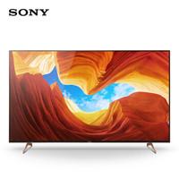 8日0点、新品发售:SONY 索尼 KD-75X9100H 75英寸 4K 液晶电视