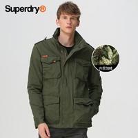 Superdry 英国 SM5000011AO 男士仿羊羔绒内里外套