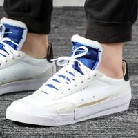 61预告:NIKE 耐克 Blazer系列 AQ3597 男士拼接小白鞋
