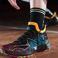 61预告、历史低价:LI-NING 李宁 闪击VI Premium 男子篮球鞋(舒克与贝塔)