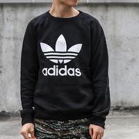adidas 阿迪达斯 三叶草 CW1235 潮流男子卫衣套头衫 *2件