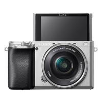 1日0点、61预告:SONY 索尼 ILCE-6100L APS-C画幅(16-50mm)微单套机