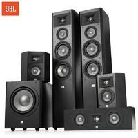 618预售:JBL 杰宝 STUDIO280BK 5.1 组合音响
