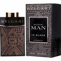 银联专享:BVLGARI 宝格丽 黑色绅士精粹版 男士香水 EDP 100ml
