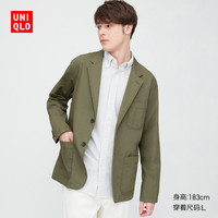 UNIQLO 优衣库 425041 轻型西装休闲夹克