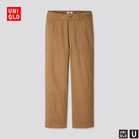 UNIQLO 优衣库 U系列 425780 男士工装长裤