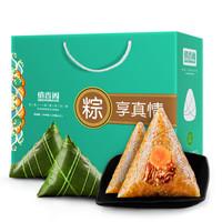 俏香阁 6味12粽  粽子礼盒 1440g *5件