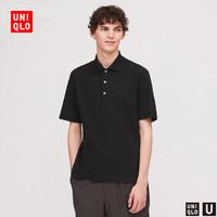 1日0点、61预告:UNIQLO 优衣库 U系列 SUPIMA COTTON 423241 POLO衫