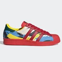 1日0点、61预告:adidas 阿迪达斯 三叶草 SUPERSTAR 80s 男女款经典运动鞋