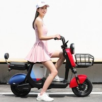 61预告:SUNRA 新日 XCmini 新国标电动车