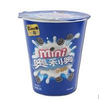 OREO 奥利奥 mini 原味小饼干 55g *25件