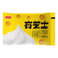 SANYUAN 三元芝士风味 酸奶酸牛奶 150g*12袋 *8件
