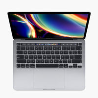 百亿补贴:Apple 苹果 2020款 MacBook Pro 13.3英寸笔记本电脑(i5、8GB、256GB)