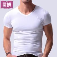 莫代尔 HT171-1 男士短袖T恤 *2件