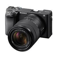 绝对值:SONY 索尼 ILCE-6400M APS-C画幅微单 18-135mm 微单套装(SEL18135镜头)