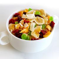 九州树叶 水果坚果燕麦片 500g