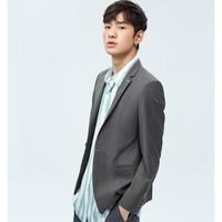 61预告:PEACEBIRD MEN 太平鸟 BWBB93101 男装羊毛混纺西服