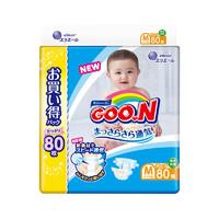 考拉海购黑卡会员:GOO.N 大王 维E婴儿纸尿裤 M 80片 *4件