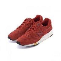 New Balance 印尼产 CM997HNY 男女款红色休闲运动鞋