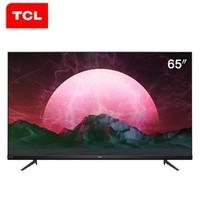1日0点、61预告:TCL 65V6 4K 液晶电视 65英寸