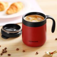 Le Bronte 朗特乐 304不锈钢保温咖啡杯 350ml