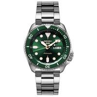 61预售:SEIKO 精工 SRPD61 绿水鬼男士机械腕表