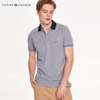 1日0点、61预告:TOMMY HILFIGER MW0MW05116OS 男士短袖POLO衫