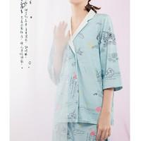 61预告:DAPU 大朴 AE2F12209 女士家居服套装