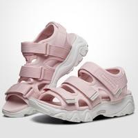 1日0点、61预告:SKECHERS 斯凯奇 88888342 女款厚底沙滩鞋